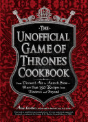 The Unofficial Game of Thrones Cookbook Book
