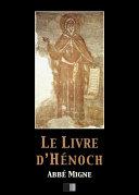 Le Livre d'Hénoch Book