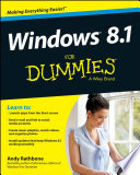 Windows 8 1 For Dummies