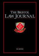 Bristol Law Journal