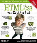 HTML und CSS von Kopf bis Fuss