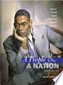A People And A Nation A History Of The United States Volume Ii Since 1865