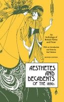 Book Aesthetes and Decadents of the 1890s