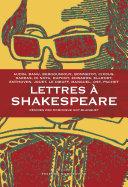 Lettres    Shakespeare