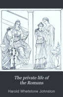 illustration du livre The Private Life of the Romans