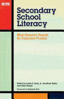 Secondary School Literacy