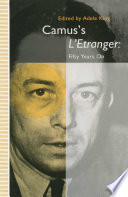 Camus's L'Etranger: Fifty Years on