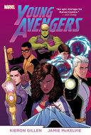 Young Avengers by Kieron Gillen   Jamie McKelvie Omnibus