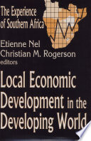 Local Economic Development In The Developing World