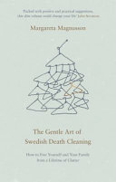 The Gentle Art of Swedish Death Cleaning Book Cover