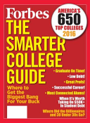 Forbes College Guide