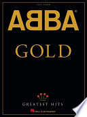 ABBA - Gold: Greatest Hits (Songbook) One Folio 19 Songs Including Chiquitita * Dancing