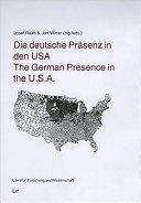 Die deutsche Präsenz in den USA