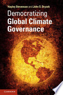 Democratizing Global Climate Governance