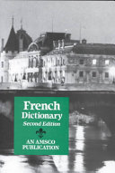 The New College French & English Dictionary