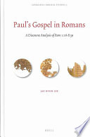 illustration Paul's Gospel in Romans, A Discourse Analysis of Rom. 1:16-8:39
