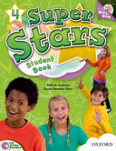 SUPER STARS 4   STUDENTS BOOK WITH MULTIROM