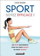 Sport, soyez efficace !