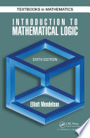 Introduction to Mathematical Logic  Sixth Edition