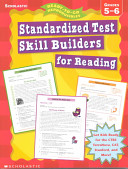 Standardized Test Skill Builders for Reading  Grades 5 6