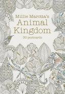 Millie Marotta S Animal Kingdom Postcard Book