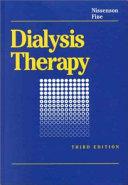 Dialysis Therapy