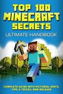 Minecraft Secrets Handbook