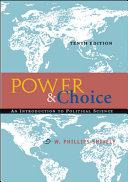 Power and Choice, with PowerWeb