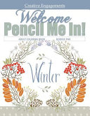 Welcome Winter Adult Coloring Book Doodle Pad