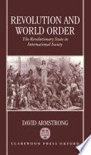 Revolution and World Order