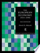 The European Economy 1914-1990