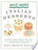 Sweet Maria s Italian Desserts