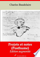 Projets et notes (Posthume)