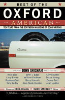 Best of the Oxford American Book PDF