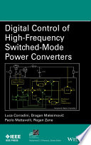 Digital Control of High Frequency Switched Mode Power Converters