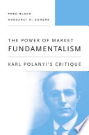 The Power of Market Fundamentalism