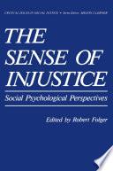 The Sense of Injustice