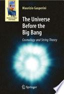 download ebook the universe before the big bang pdf epub