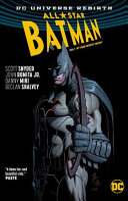 All Star Batman Vol  1  My Own Worst Enemy  Rebirth