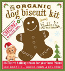 The Organic Dog Biscuit Kit  Christmas Edition
