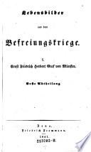 I. Ernst Friedrich Herbert Graf von Münster