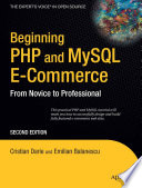Beginning Php And Mysql E Commerce