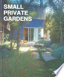 illustration du livre Small Private Gardens