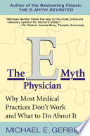 The E Myth Physician book