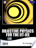 The Pearson Guide To Objective Physics For The Iit Jee 2011