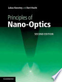 Principles of Nano Optics