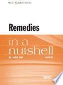 Remedies in a Nutshell  2d