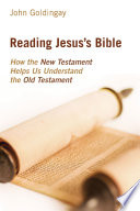 Reading Jesus s Bible