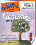 The Complete Idiot s Guide to Genealogy