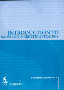 Introduction to Sales and Marketing Strategy